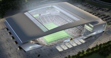 Hikvision é a nova parceira oficial da Arena Corinthians